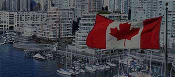 Anreise nach Kanada mit Visum